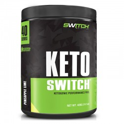 Keto Switch by Switch Nutrition Pineapple Lime