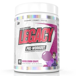 Legacy Pre Workout by Muscle Nation