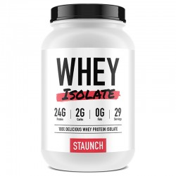 Whey Isolate by Staunch Nation