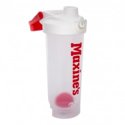 Shaker bottle by Maxine's