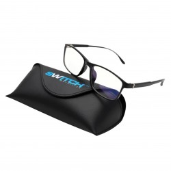 Glasses Light Blue Blocking by Switch Nutrition
