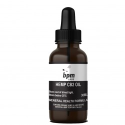 HEMP CB2 ORGANIC OIL By BPM LABS