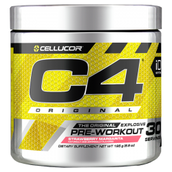 C4 Pre Workout Gen 4 by Cellucor 30 serves