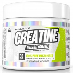Creatine by Muscle Nation unflavoured 30 serves