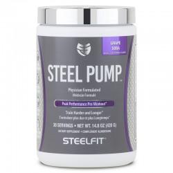 Steel Pump 30 servings Pre-Workout by SteelFit