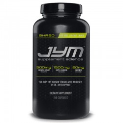 Shred Jym by Jym Supplement