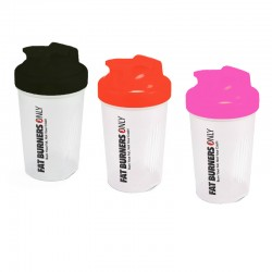 Small Shakers 400ml by Fat Burners Only
