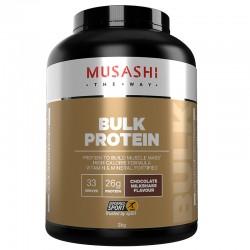 Bulk Protein Chocolate Milkshake by Musashi 2kg