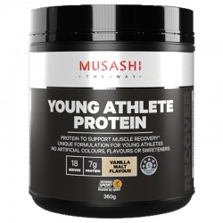 Young Athlete Protein Vanilla by Musashi