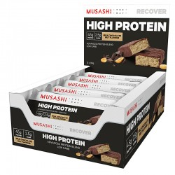 High Protein Bar 90g by Musashi