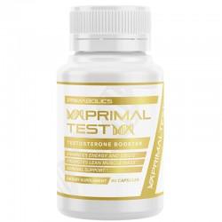 PRIMAL TEST Natural Testosterone Optimiser by Primabolics