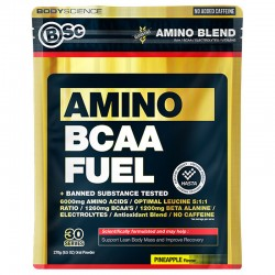 Amino BCAA Fuel Pineapple by Body Science