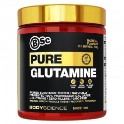 Pure Glutamine by Body Science