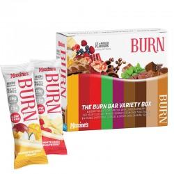 Maxines Burn Protein Bars - Box of 12