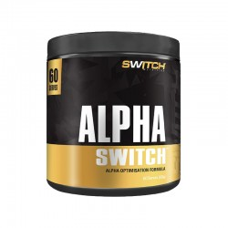 Alpha by Switch Nutrition 60 serves