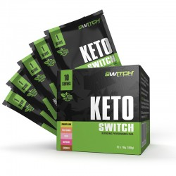 Keto Switch Sample Pack by Switch Nutrition