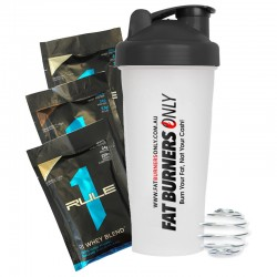 Rule 1 Whey Blend Sample Pack
