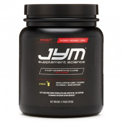 Post JYM carbs by JYM Supplement Science