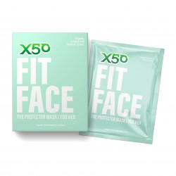 Fit Face Face Mask by X50