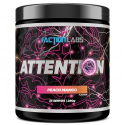 Attention by Faction Labs