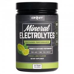 Mineral Electrolytes Hydration by Onnit