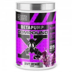 BetaPump Compound X by Maxs Lab Series