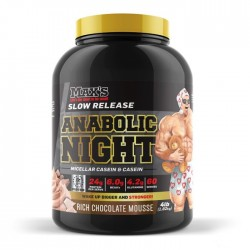 Max's - Anabolic Night