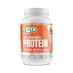 100% Lean Whey by X50
