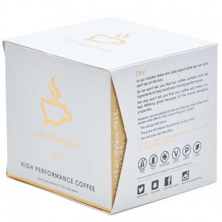 Before You Speak - One - High Performance Coffee