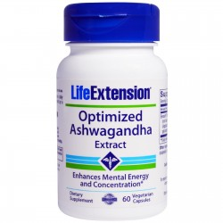 Optimized Ashwagandha Extract by Life Extension